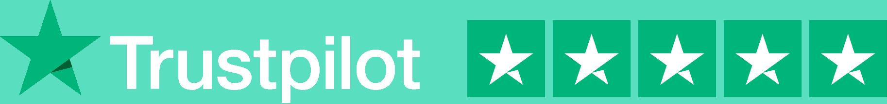Trustpilot Logo White